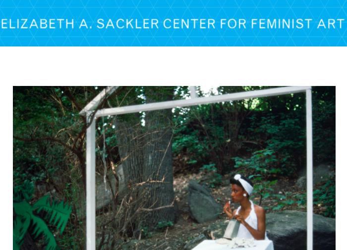 Brooklyn Museum: Elizabeth A. Sackler Center for Feminist Art
