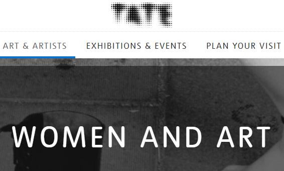 Women and Art - Tate