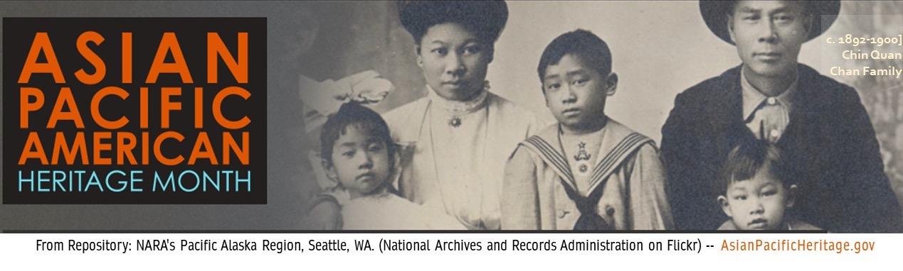 asian-american, pacific islander heritage month