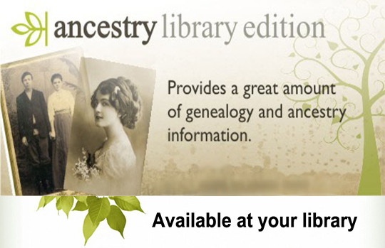 Ancestry Library Logo