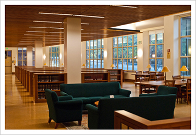 Law Library East Reading Room