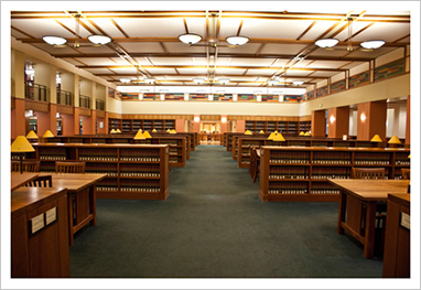Law Library Main Reading Room