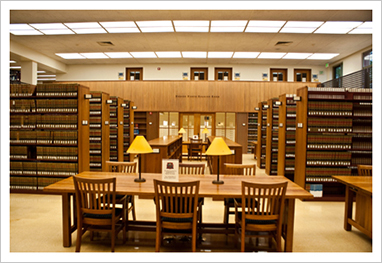 Law Library North Reading Room