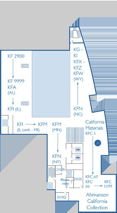2nd FloorAhmanson California Collection