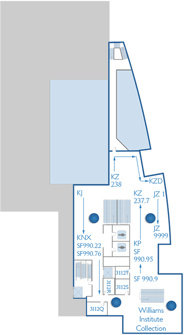Third Floor Home Map