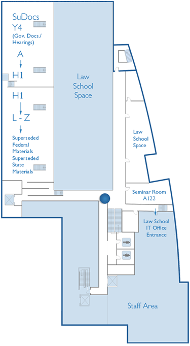 A Level Lockers Map