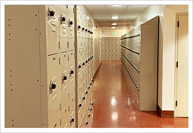 A Level Lockers