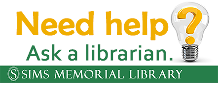 Need help? Ask a librarian.