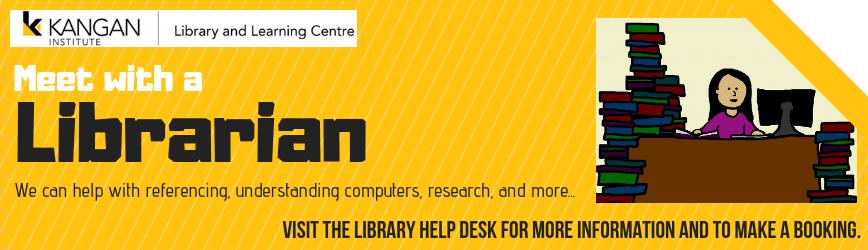 Book a Librarian Banner