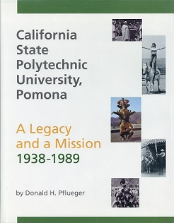 Photo from the Donald H. Pflueger Cal Poly Pomona History Papers