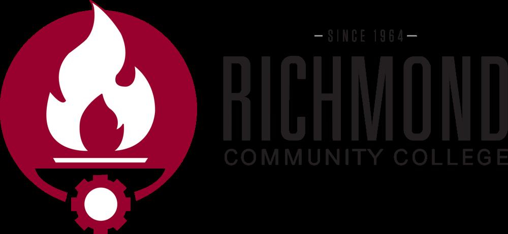 Richmond COmmunity College logo
