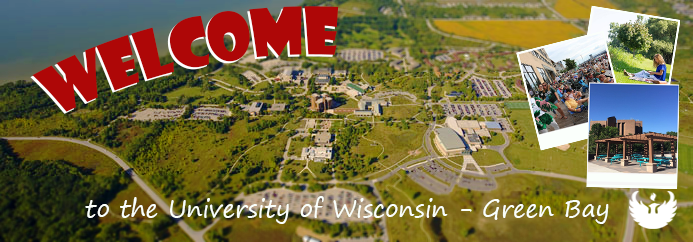 Welcome to the University of Wisconsin-Green Bay!