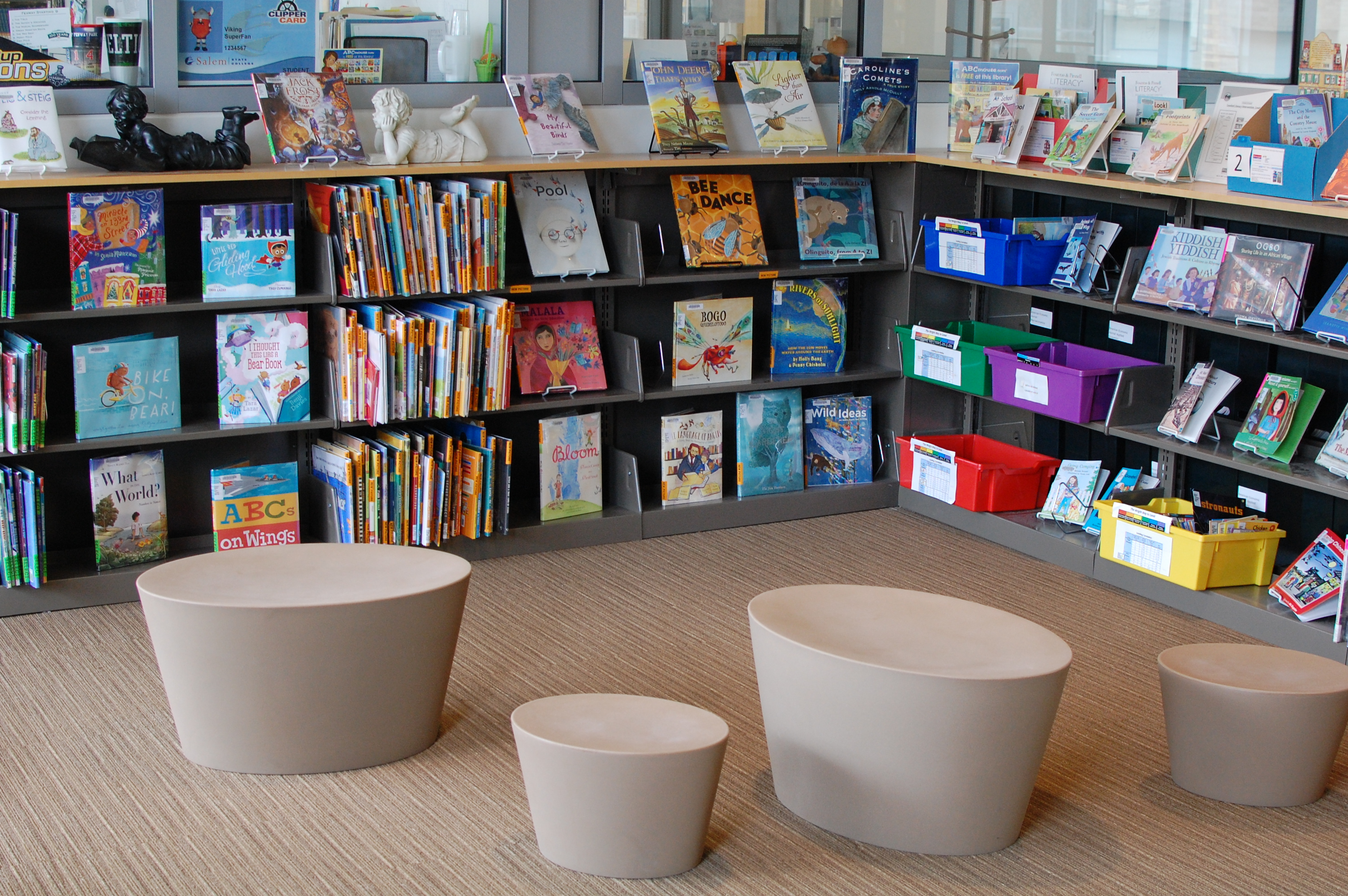 educational resource area
