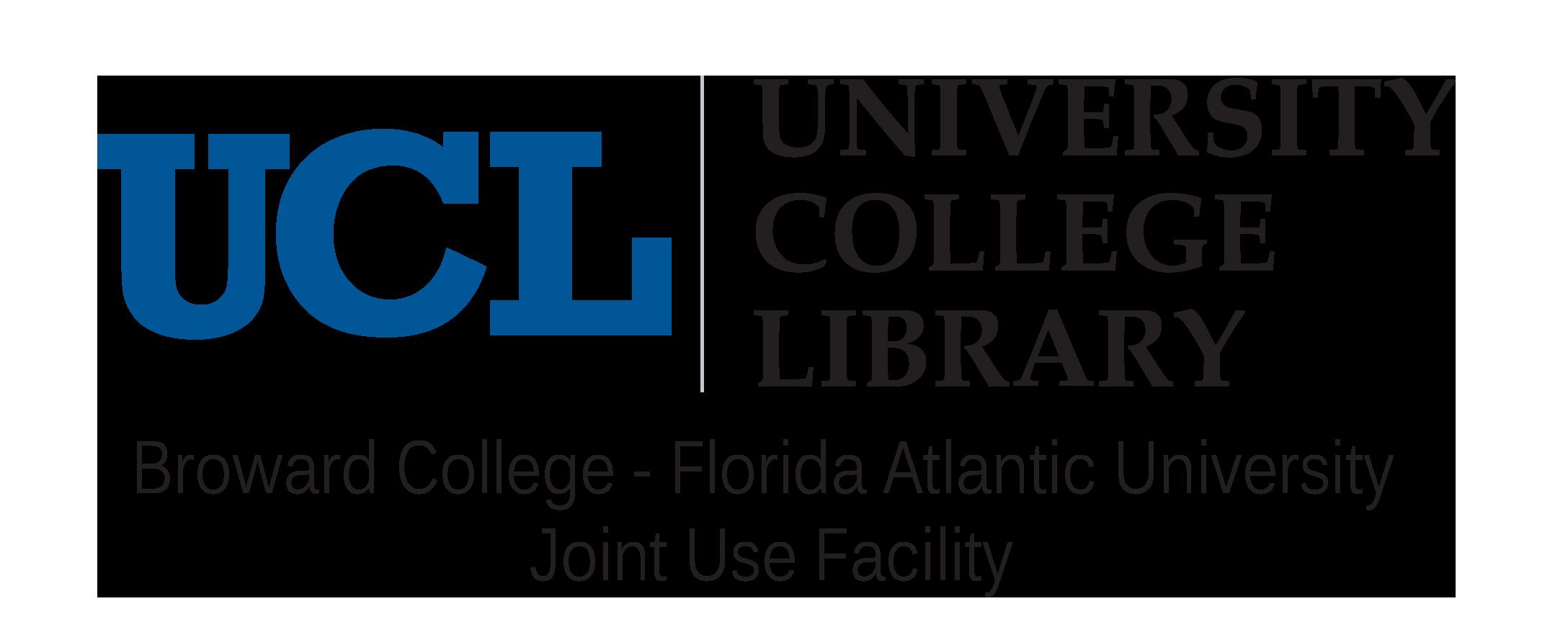 University College Library logo