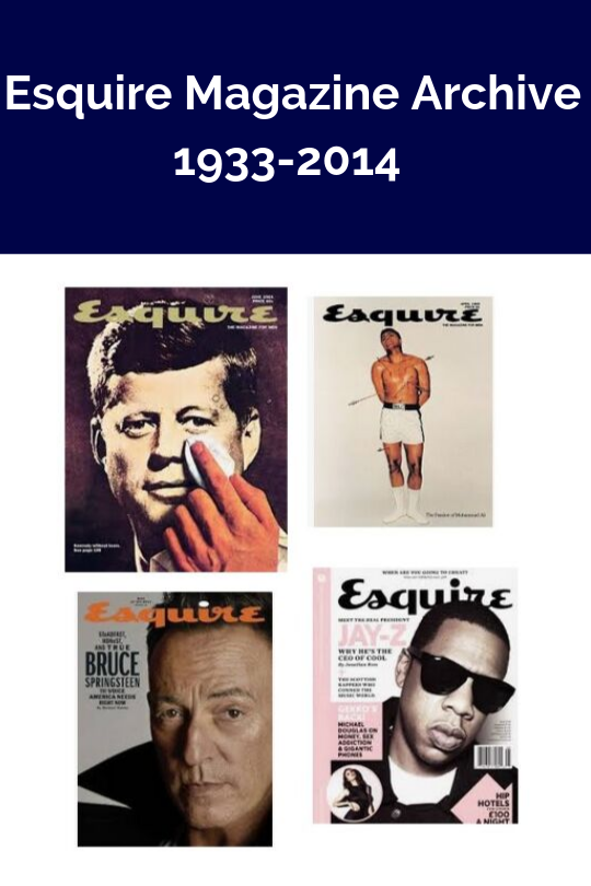 Search our Esquire Holdings!