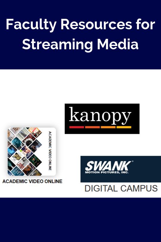 Streaming Media!