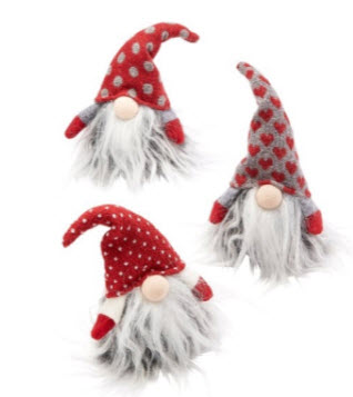 Make a Cute Swedish Gnome for the Holidays