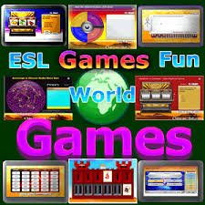 Fun and Games for English Language Learners