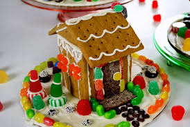 Gingerbread is for Houses