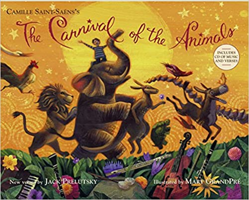 Cover of Carnival of the Animals.