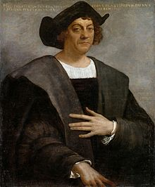 Christopher Columbus Portrait