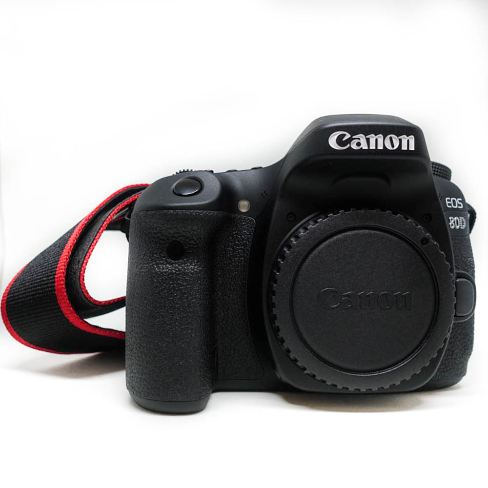 Canon80D equipment kit