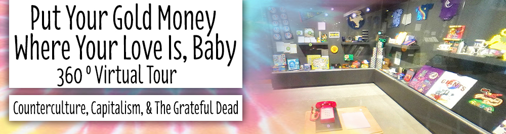 Put Your Gold Money Where Your Love Is Baby - 360 Virtual Tour