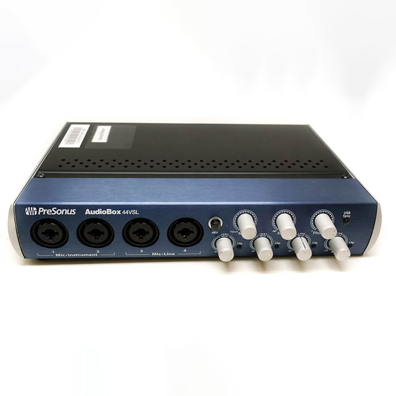 AudioBox equipment kit