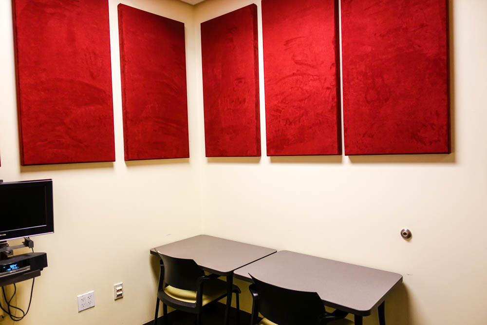 Podcasting Room