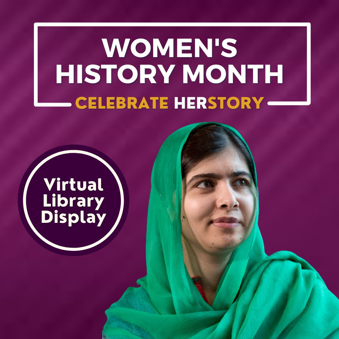 Women's History Month: Celebrate Herstory