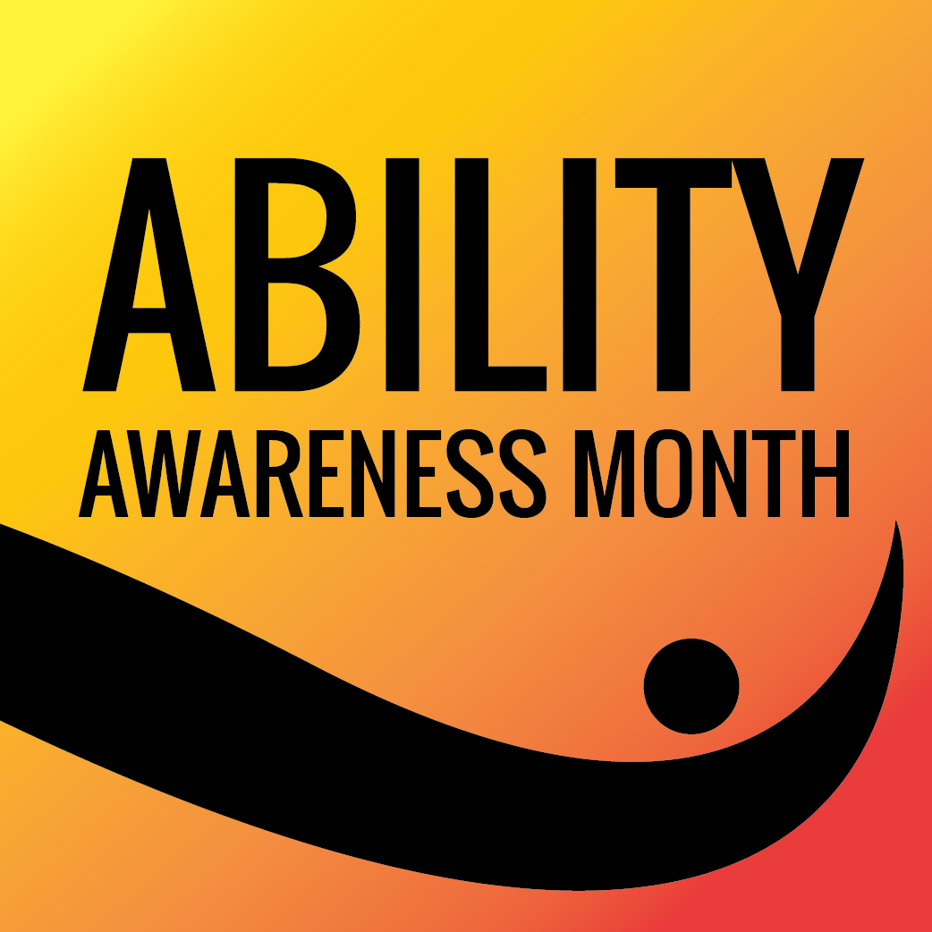 Ability Awareness Month
