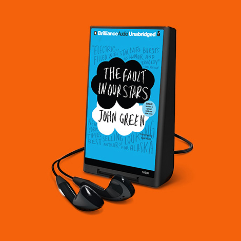 PlayAway Device for the Fault in Our Stars