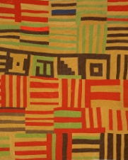 Multi-colored Quilt
