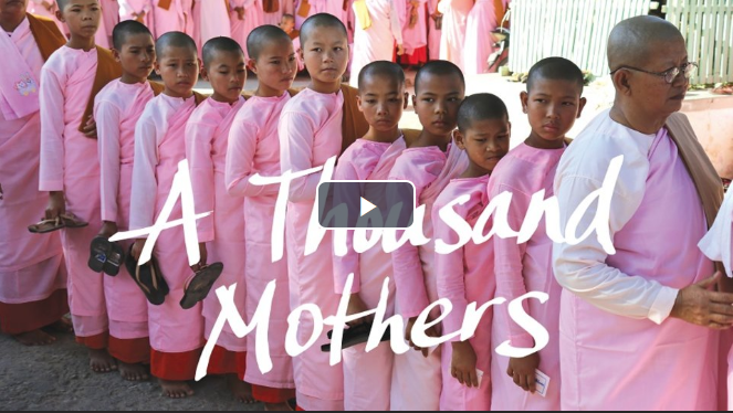A Thousand Mothers: Buddhist Nuns in Myanmar