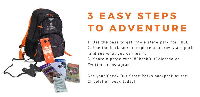 State parks backpacks