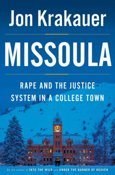 Missoula: Rape and the Justice System in a College Town Book Cover