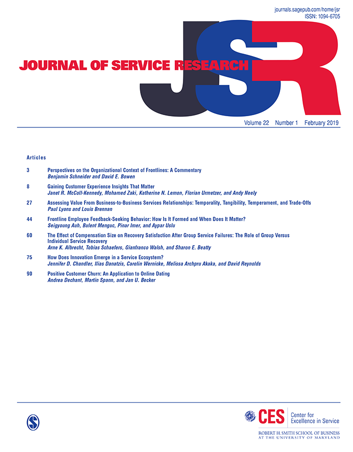 Journal of Service Research