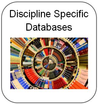 Search Discipline Specific Databases