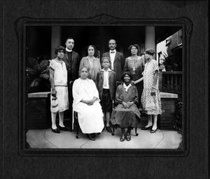 photo of moten family