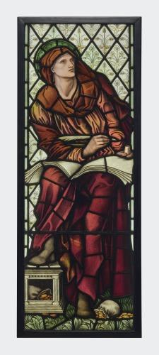 CMoG 2009.2.31. St. Matthew Stained Glass Window.