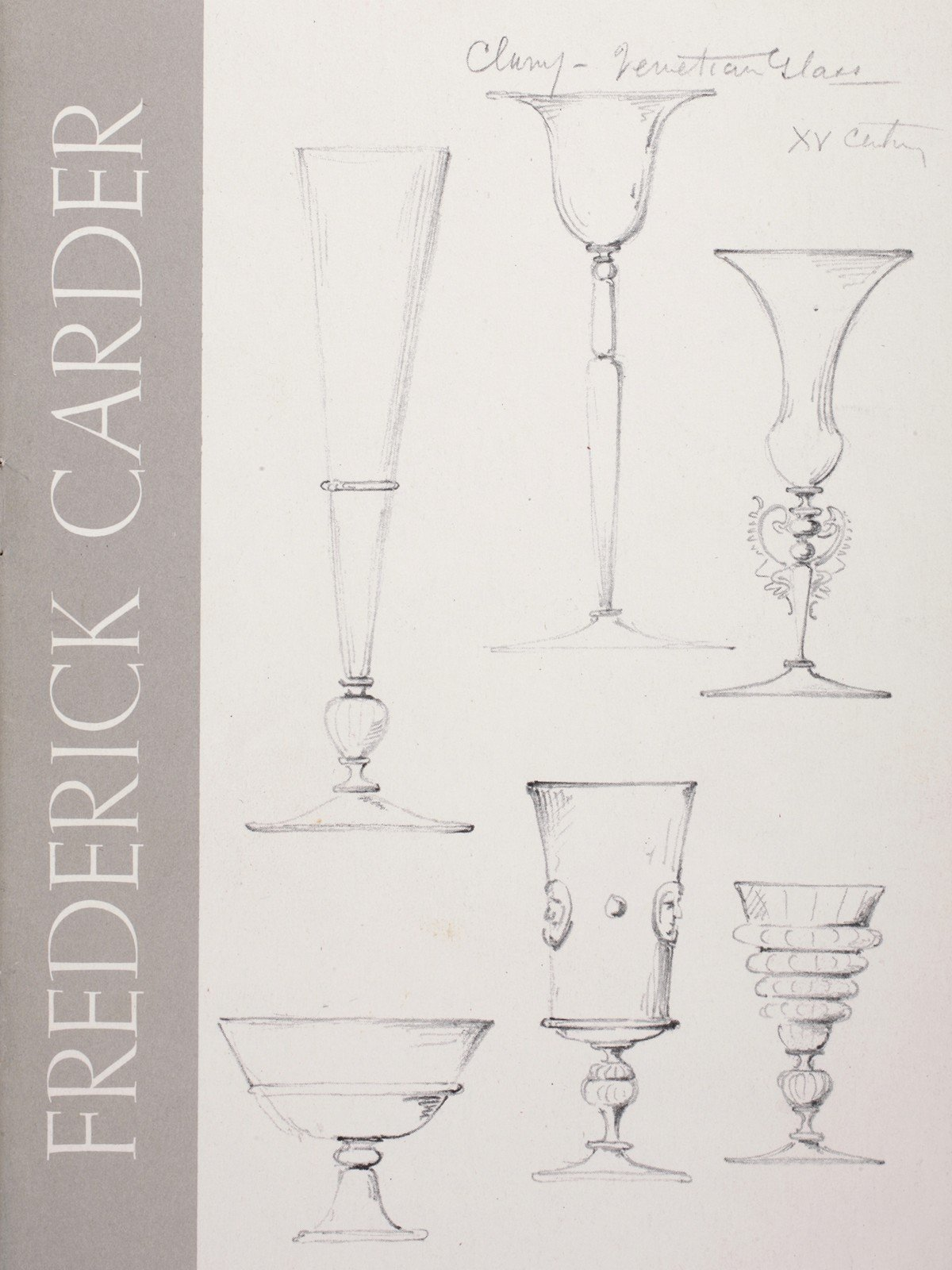 Frederick Carder, His Life and Work Cover Art