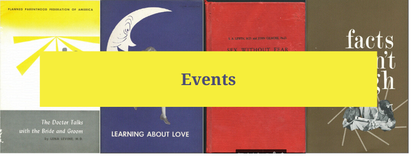 Widener University Sexuality Archives Events