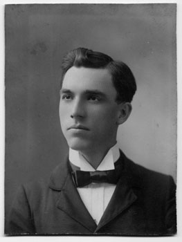 Portrait of L.H. Eakes, Emory College Class of 1897