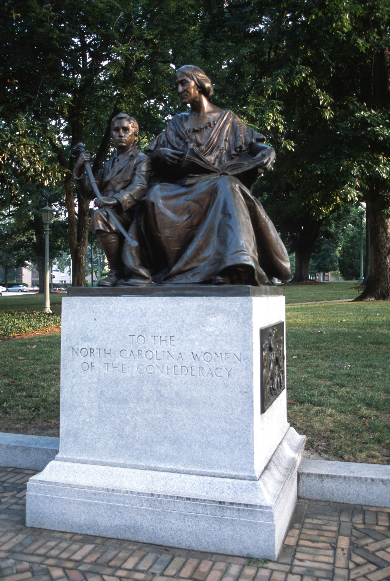 NC_Confederate_Womens_Monument