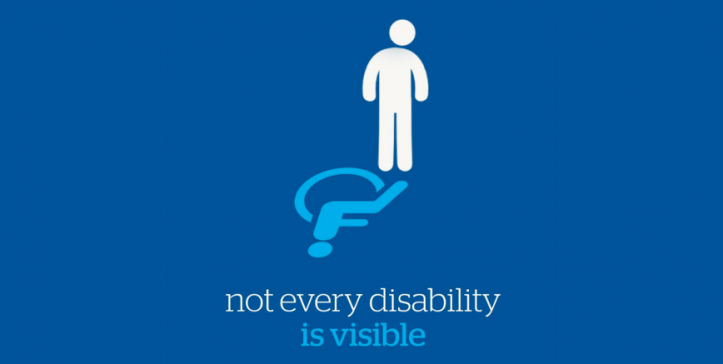 disability is not always visible