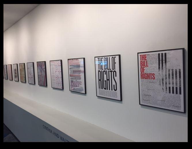 Bill of Rights Student Art Exhibit