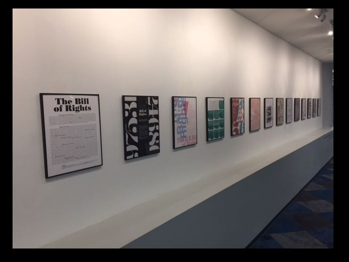 Bill of Rights Student Exhibit