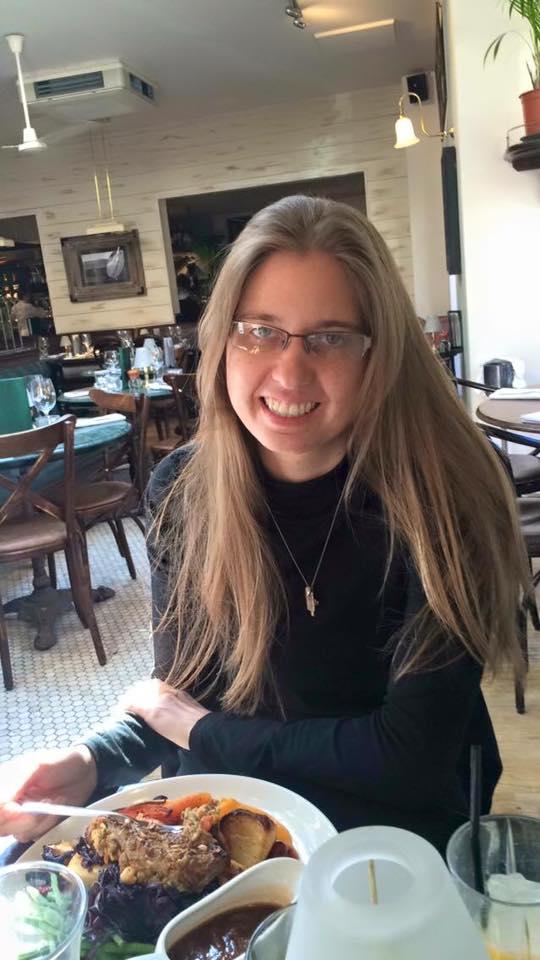 Portrait of Sarah Rhodes