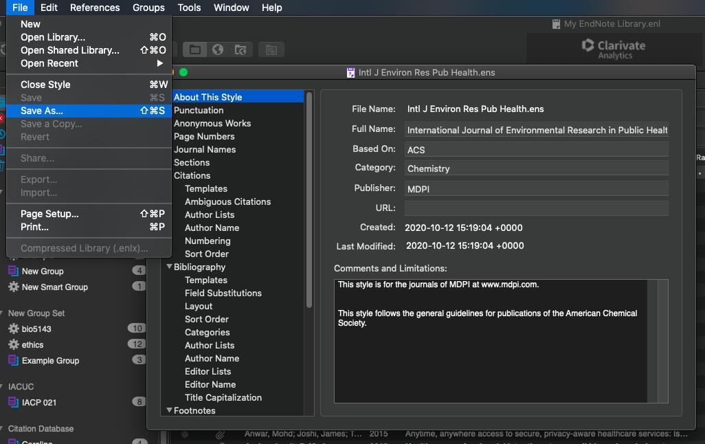 Screenshot - Save As... dialog