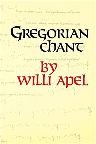 Cover Art for Gregorian Chant